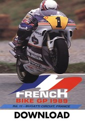 Bike GP 1989 - France Download