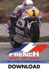 Bike GP 1989 - France Download