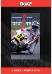 Bike GP 1989 - Britain Duke Archive DVD
