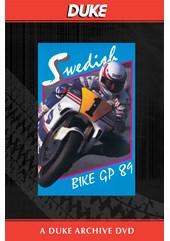 Bike GP 1989 - Sweden Duke Archive DVD