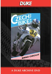 Bike GP 1989 - Czechoslovakia Duke Archive DVD