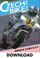 Bike GP 1989 - Czechoslovakia Download