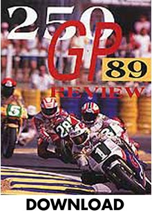BIKE GP 1989 Review 250cc Download