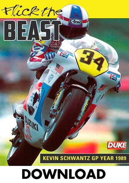 Kevin Schwantz Grand Prix Year 1989- Flick the Beast Download