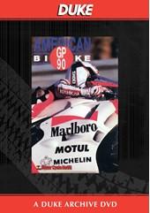 Bike GP 1990 - USA Duke Archive DVD