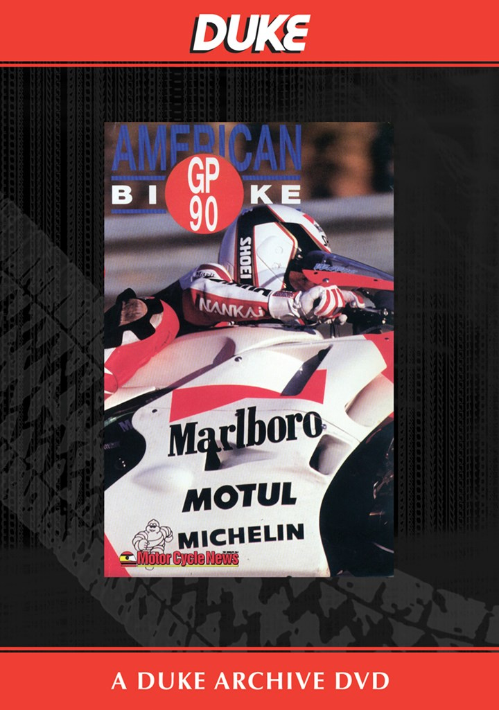 Bike GP 1990 - USA Duke Archive DVD