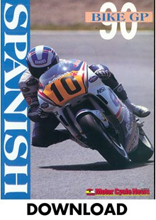 Bike GP 1990 Spain Download
