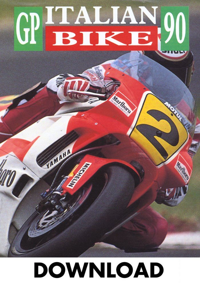 Bike GP 1990 Italy Download