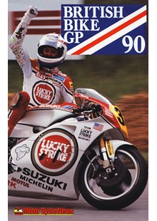 Bike GP 1990 - Britain Duke Archive DVD