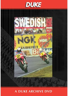 Bike GP 1990 - Sweden Duke Archive DVD