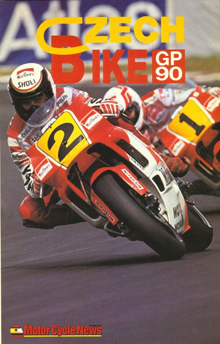Bike GP 1990 - Czechoslovakia Duke Archive DVD