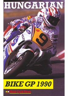 Bike GP 1990 - Hungary Duke Archive DVD
