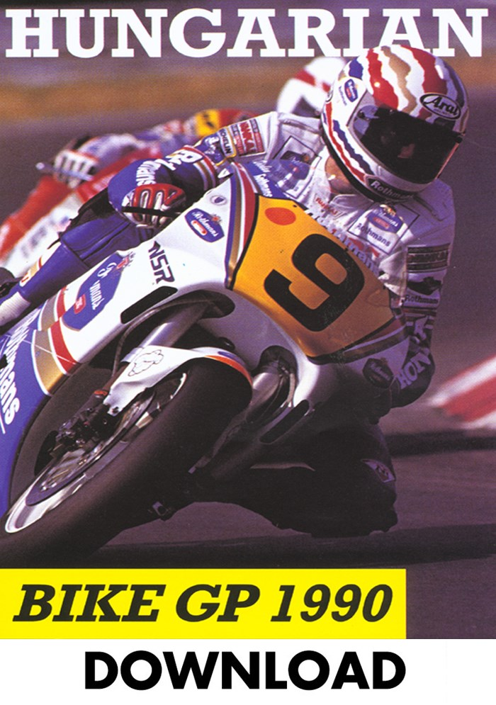 Bike GP 1990 Hungary Download