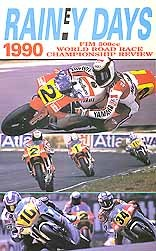 Bike GP 500 Review 1990 - Rainey Days VHS