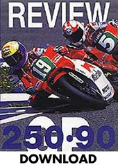 Bike GP 1990 Review 250cc Download