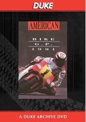 Bike GP 1991 - USA Duke Archive DVD