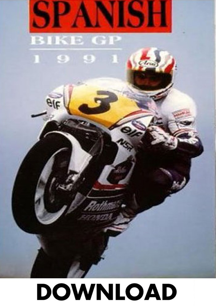 Bike GP 1991 Spain Download