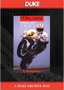 Bike GP 1991 - Italy Duke Archive DVD