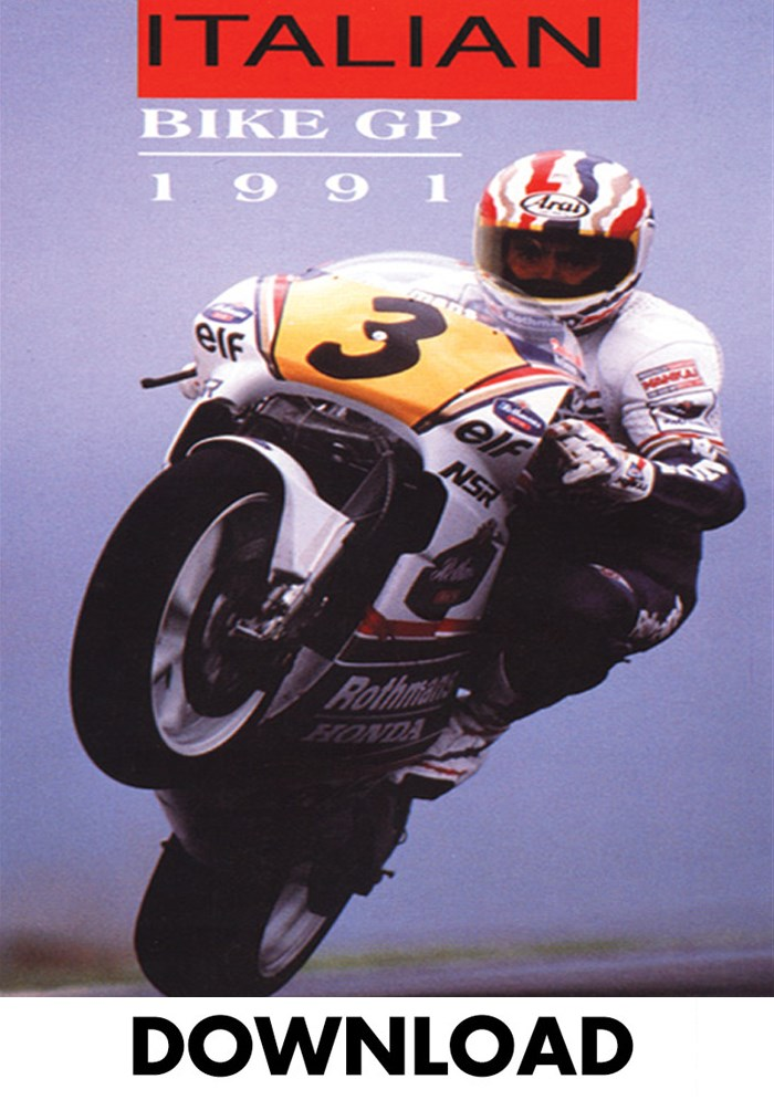 Bike GP 1991 Italy Download