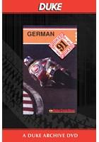 Bike GP 1991 - Germany Duke Archive DVD