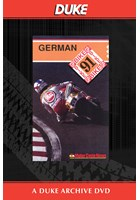 Bike GP 1991 - Germany Duke Archive DVD