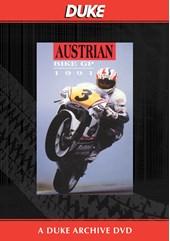 Bike GP 1991 - Austria Duke Archive DVD
