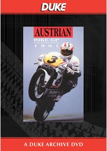 Bike GP 1991 - Austria Duke Archive DVD