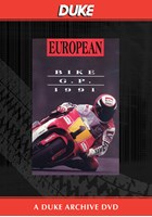 Bike GP 1991 - Europe Duke Archive DVD