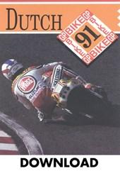 Bike GP 1991 - Holland Download