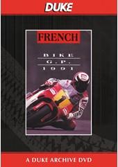 Bike GP 1991 - France Duke Archive DVD