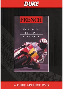 Bike GP 1991 - France Duke Archive DVD