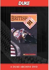 Bike GP 1991 - Britain Duke Archive DVD