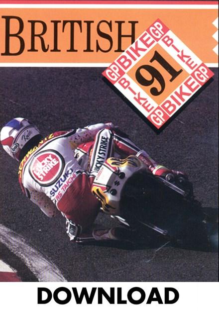 Bike GP 1991 - Britain Download