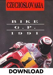 Bike GP 1991 Czechoslovakia Download