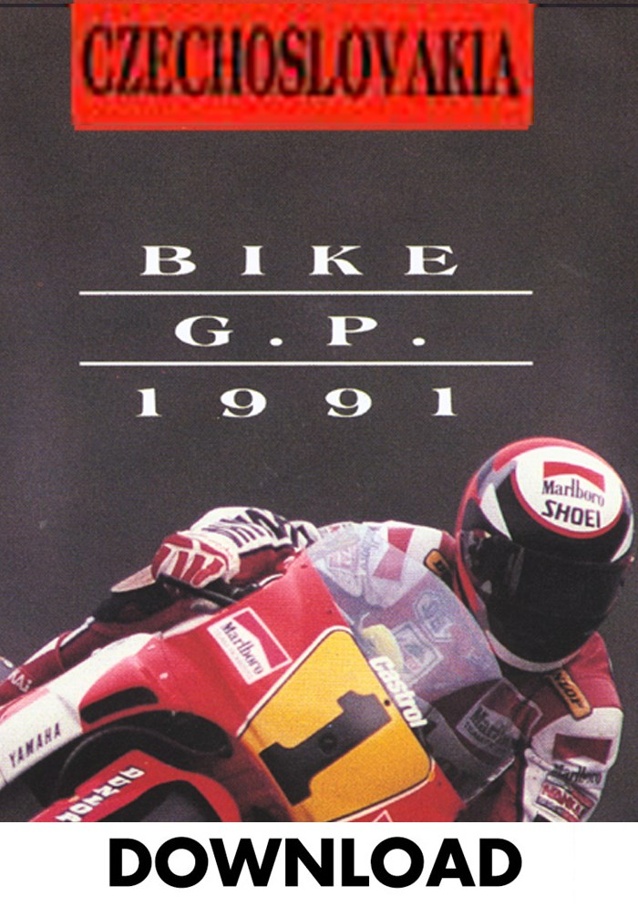 Bike GP 1991 Czechoslovakia Download