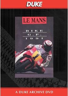 Bike GP 1991 - Le Mans Duke Archive DVD