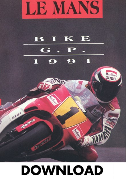 Bike GP 1991 - Le Mans Download