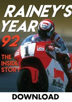 Rainey's Year - 1992 The Inside Story Download