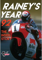 Rainey's Year - 1992 The Inside Story DVD
