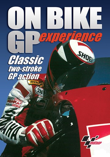 On Bike Grand Prix Experience DVD - click to enlarge
