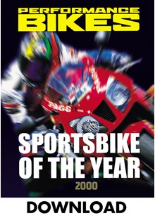 Performance Bikes Sportsbike of The Year 2000 Download