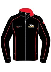TT 2014 Fleece Black/Red