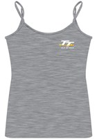 TT 2014 Ladies Strap Top Grey