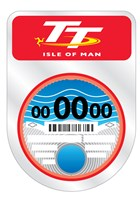 TT Car Tax Disc