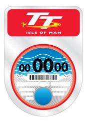 TT Car Tax Disc