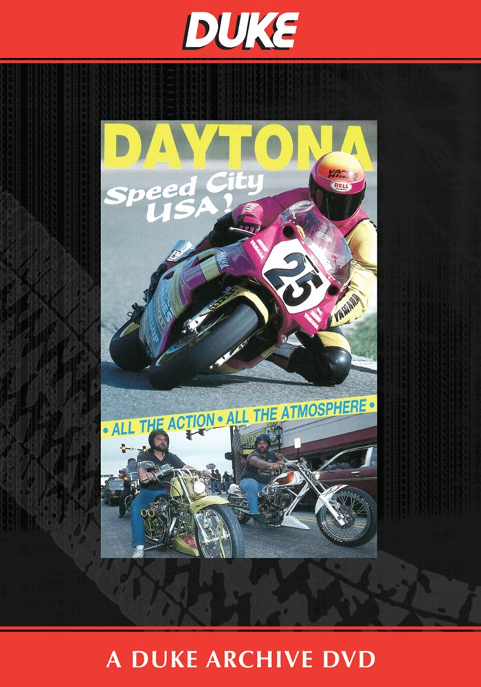 Daytona 1990 - Speed City Duke Archive DVD