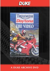 Triumph Daytona Duke Archive DVD