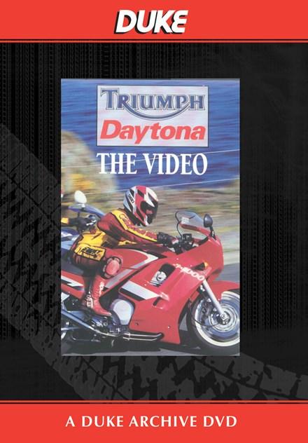 Triumph Daytona Duke Archive DVD