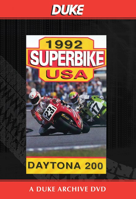 Daytona 1992 Duke Archive DVD