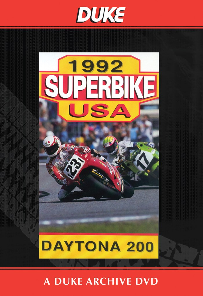 Daytona 1992 Duke Archive DVD